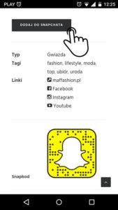 Jak Dodać Znajomych Na Snapchata Snap Center